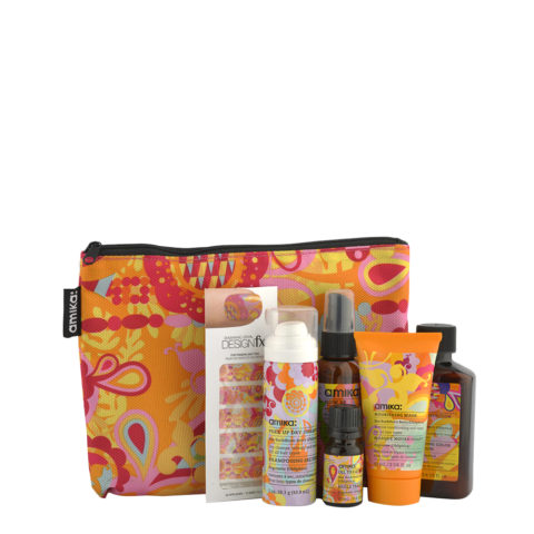 amika: Beauty Junkie Bag