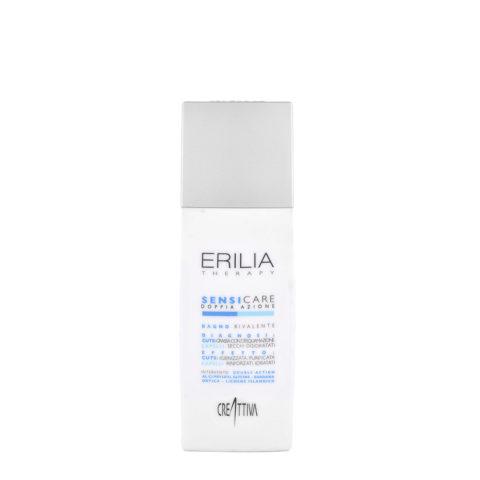 Erilia Sensicare Doppia Azione Bagno Bivalente 250ml - piel grasa y cabello seco