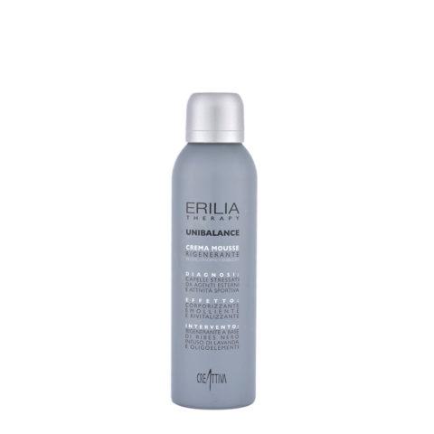 Erilia Unibalance Crema Mousse Rigenerante 200ml - mousse regeneradora
