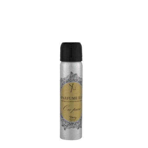 Ykena Parfume Hair Oro Puro 75ml - perfume para el cabello