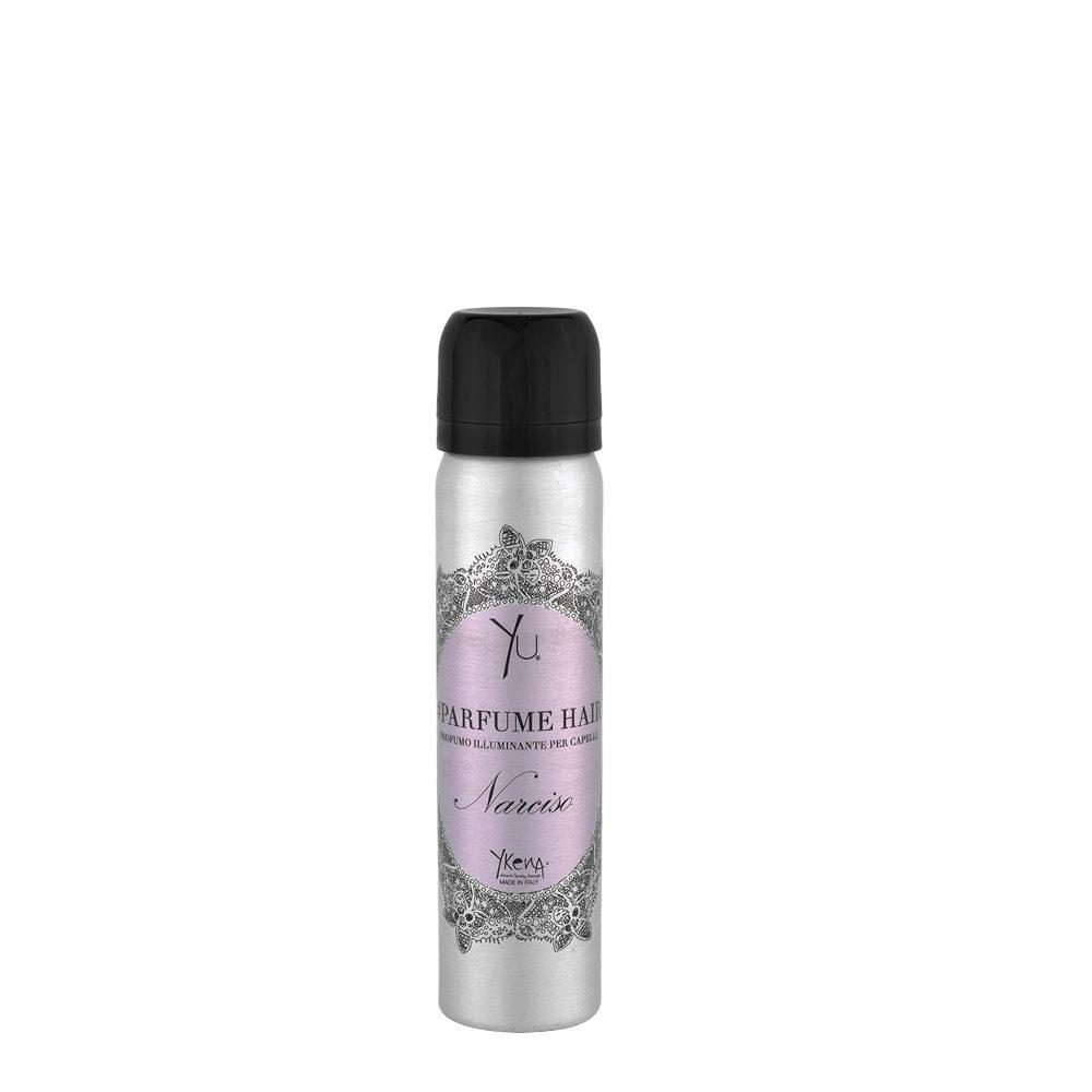 Ykena Parfume Hair Narciso 75ml - perfume para el cabello