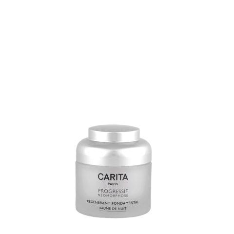 Carita Skincare Progressif Néomorphose Régénérant Fondamental 50ml - bàlsamo de noche regenerador