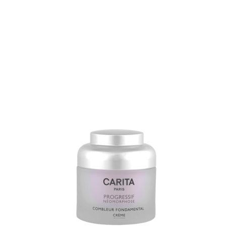 Carita Skincare Progressif Néomorphose Combleur Fondamental Créme Fondante Repulpante 50ml - crema ridensificadora