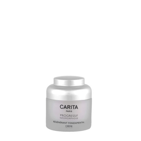 Carita Skincare Progressif Néomorphose Régénérant Fondamental Crème Revitalisante Réparatrice 50ml - crema reparadora