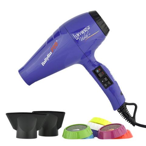 Babyliss Pro Secador BAB6350IPE Luminoso Viola - Violeta