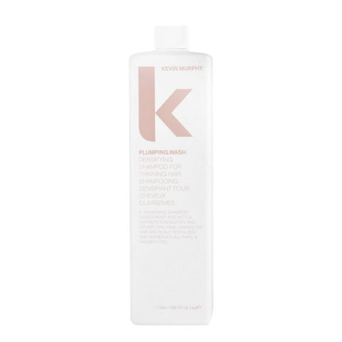 Kevin Murphy Shampoo Plumping Wash 1000ml - Champù densificador