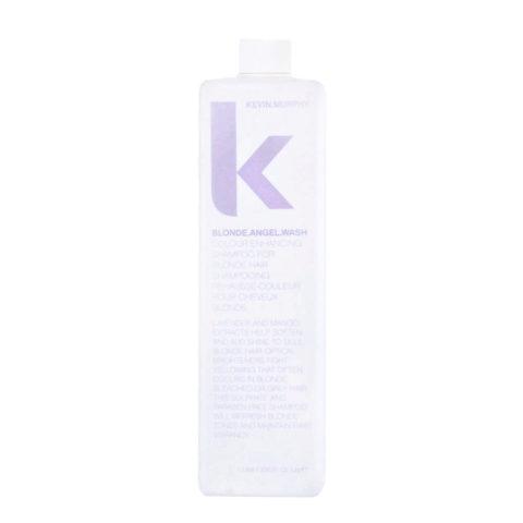 Kevin murphy Shampoo blonde angel wash 1000ml - Champú para cabello rubio