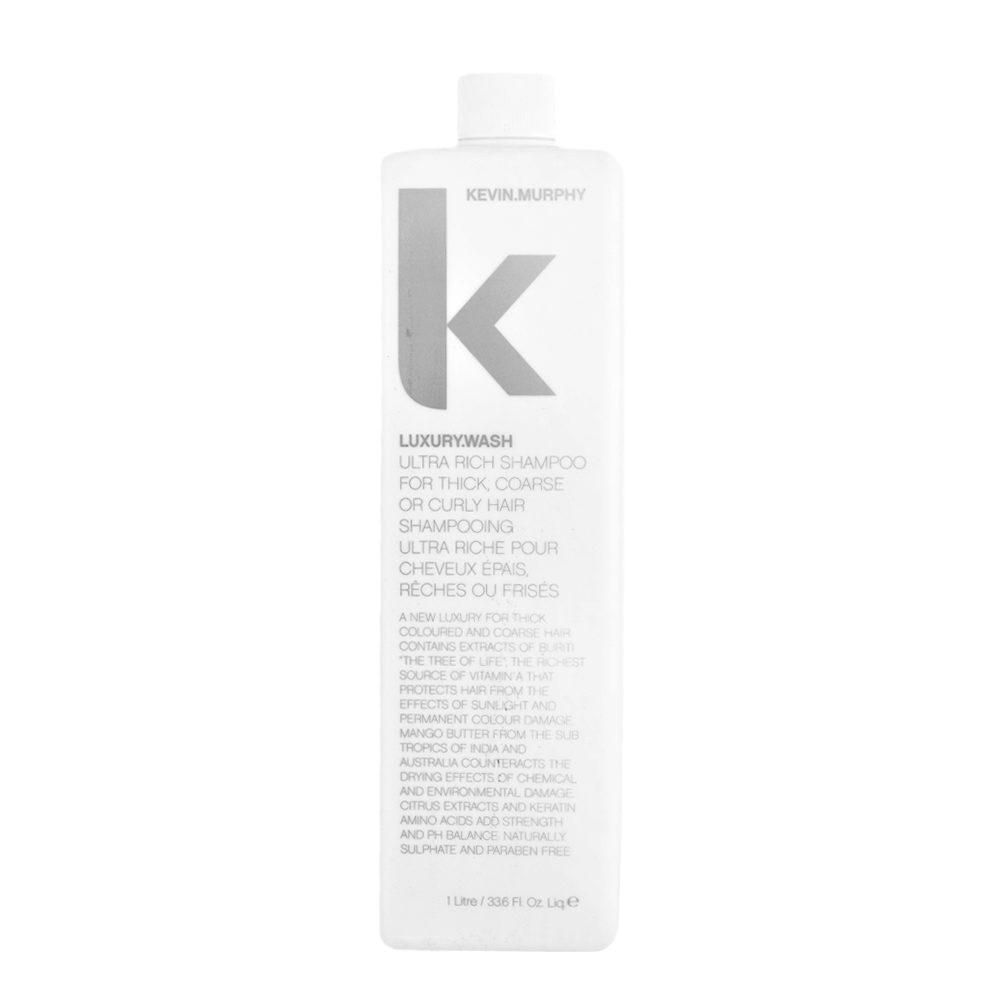 kevin murphy Shampoo luxury wash 1000ml - Champù nutritivo