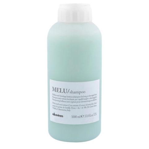 Davines Essential hair care Melu Shampoo 1000ml - Champú anti-rotura