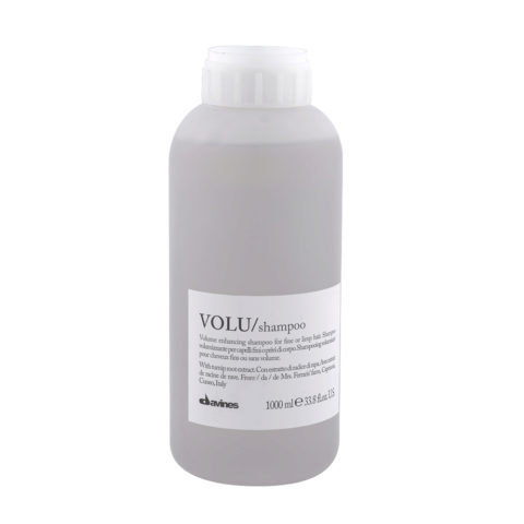 Davines Essential hair care Volu Shampoo 1000ml - Champú volumizador