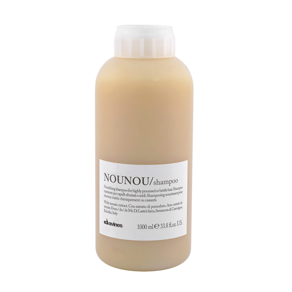 Davines Essential hair care Nounou Shampoo 1000ml - Champú nutritivo