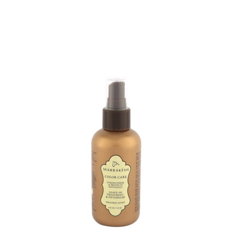 Marrakesh Color care Leave in treatment and detangler 118ml - Tratamiento sin aclarado y de desenredo