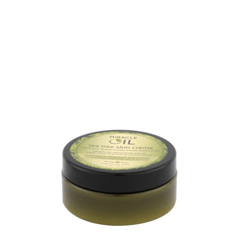 Marrakesh Miracle Oil Tea Tree Skin Cream 118ml - Crema facial y corporal
