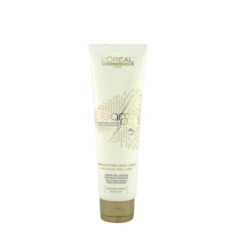 Steampod Crème de Lissage Restructurante 150ml - Crema suavizante para cabellos gruesos