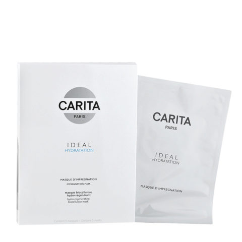Carita Skincare Ideal hydratation Masque d'Impregnation x5