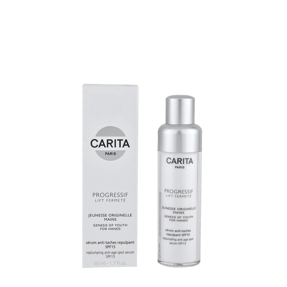 Carita Skincare Progressif Lift fermeté jeunesse mains 50ml