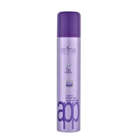 Erilia Creattiva Styling Lacca Spray volume strong 200ml - laca fuerte