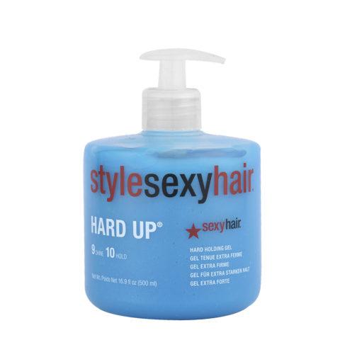 Style Sexy Hair Hard Up Hard Holding Gel 500ml