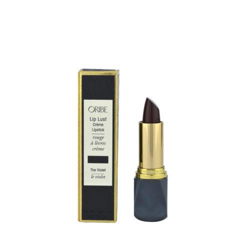 Oribe Lip Lust Cream Lipstick Violet 3gr lápiz labial, violeta