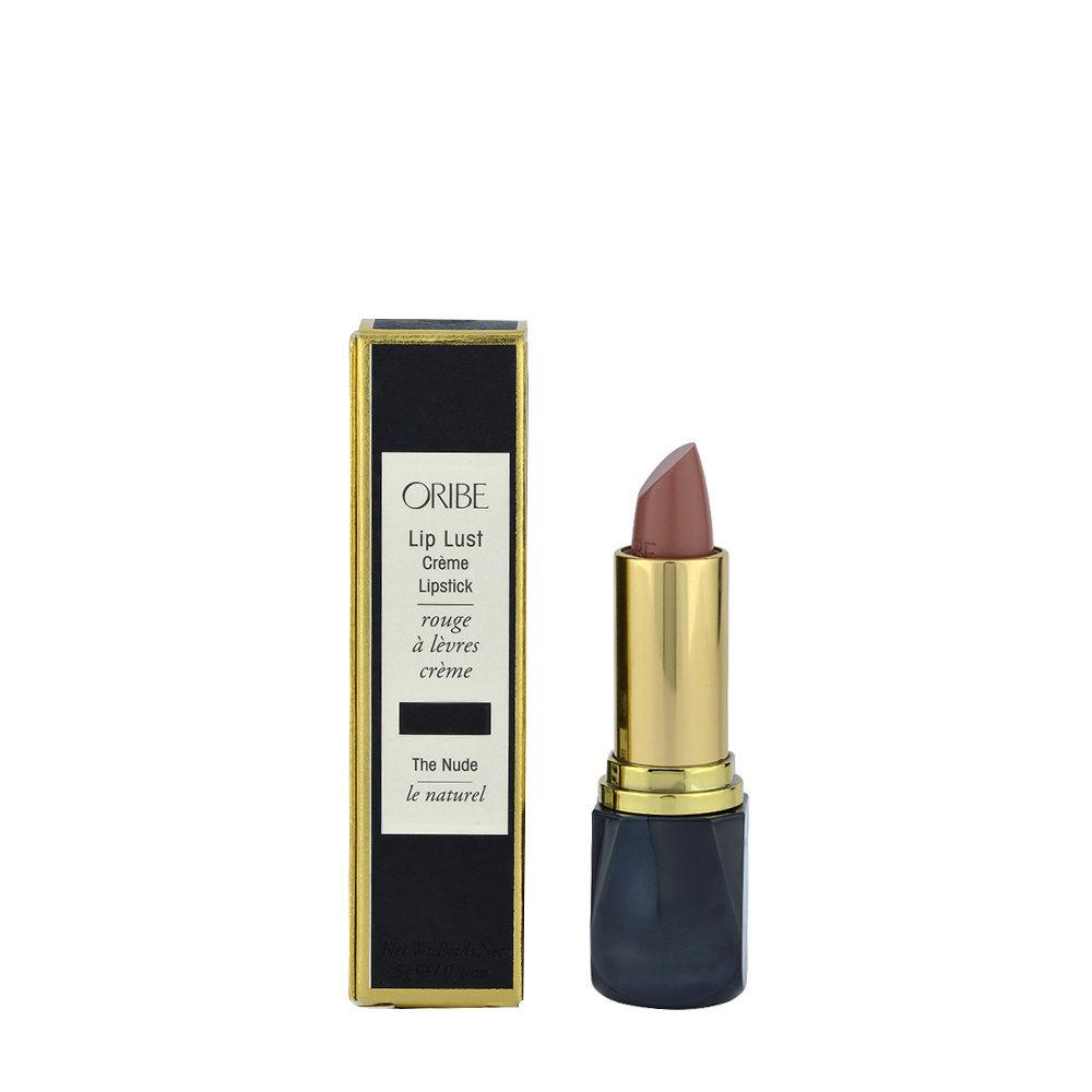 Oribe Lip Lust Cream Lipstick The Nude 3gr lápiz labial