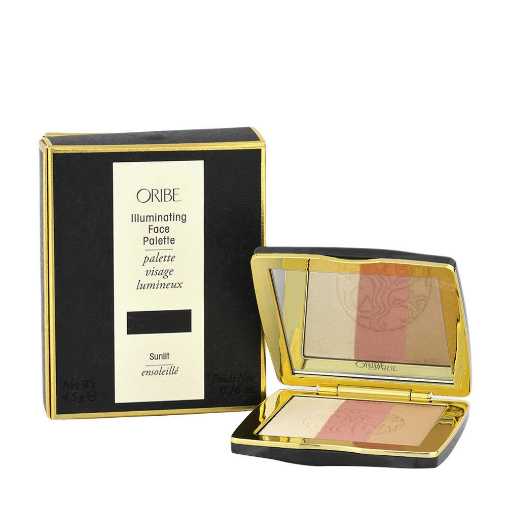 Oribe Illuminating Face Palette Sunlit 4,5gr