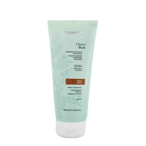 Medavita Lunghezze Choice Mask Beige 200ml
