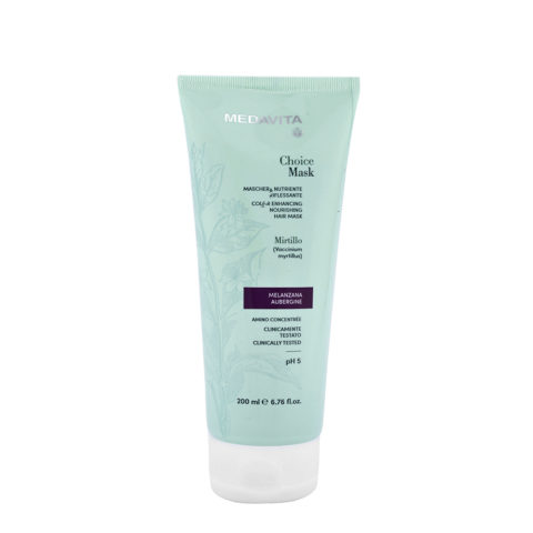 Medavita Lunghezze Choice Mask Aubergine 200ml