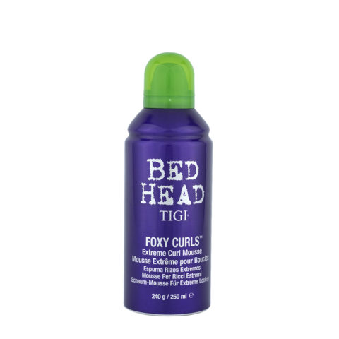 Tigi Bed head Foxy Curls Extreme Curl Mousse 250ml - Espuma Rizos Extremos