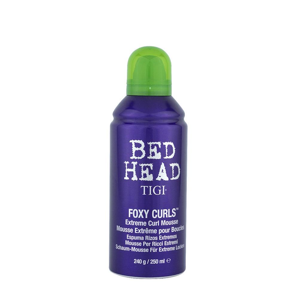 Tigi Bed head Foxy Curls Extreme Curl Mousse 250ml - Espuma Rizos Extremos