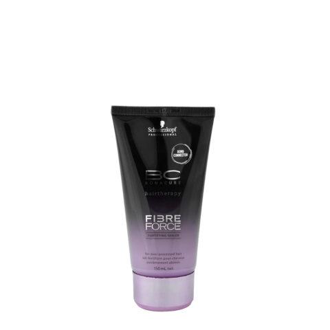 Schwarzkopf BC Bonacure Fibre Force Fortifying Sealer 150ml - leche refuerzo cabello