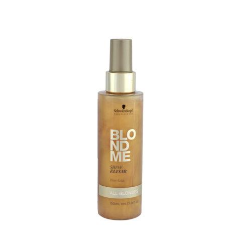 Schwarzkopf Blond Me Shine Elixir 150ml - suero iluminador