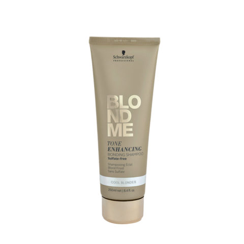 Schwarzkopf Blond Me Tone Enhancing Bonding Shampoo Sulfate free 250ml