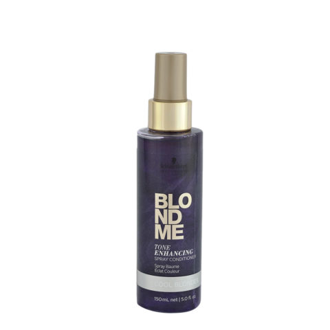 Schwarzkopf Blond Me Tone Enhance Spray Conditioner 150ml - spray