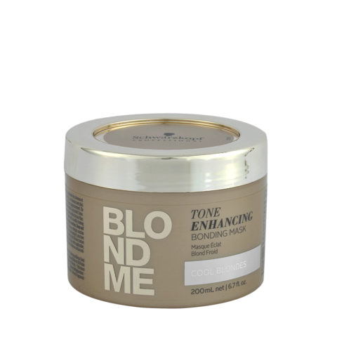 Schwarzkopf Blond Me Tone Enhancing Bonding Mask 200ml