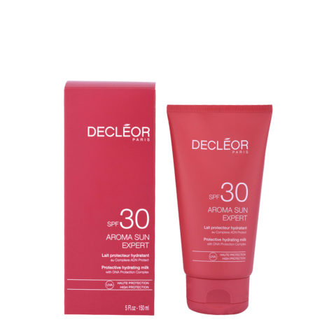 Decléor Aroma Sun Lait Protecteur Hydratant SPF30, 150ml - leche protectora hidratante cuerpo