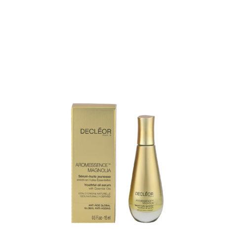 Decléor Orexcellence Aromessence Sérum-huile Jeunesse Magnolia 15ml - sérum aceite