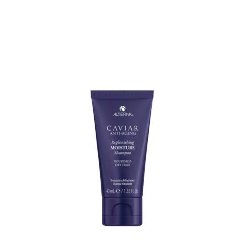 Alterna Caviar Moisture Anti aging shampoo 40ml - champù