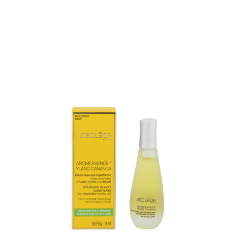 Decléor Aromessence Ylang Cananga Sérum-huile anti-imperfection 15ml - serum aceite anti imperfecciones