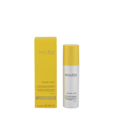 Decléor Aroma Lisse Mandarine Crème Lissante énergisante, 50ml - crema alisante energizante