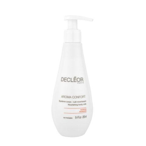 Decléor Aroma Confort Lait Nourissant 250ml - leche para el cuerpo hidratante
