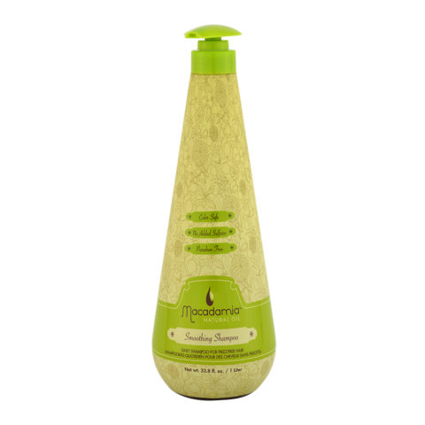 Macadamia Smoothing Shampoo 1000ml - champù
