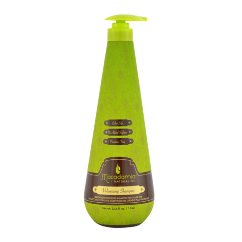 Macadamia Volumizing Shampoo 1000ml - champù volumizador