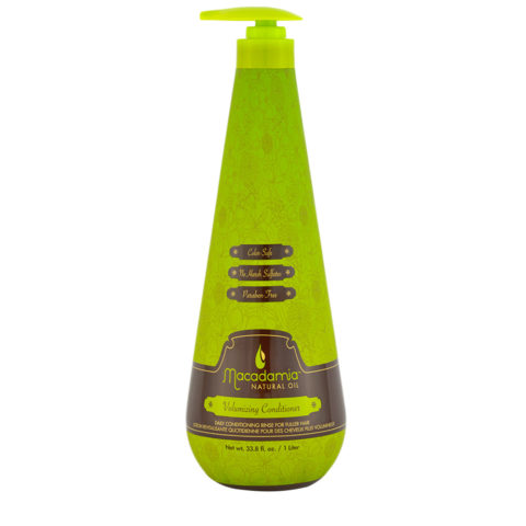 Macadamia Volumizing Conditioner 1000ml - Acondicionador Volumizador
