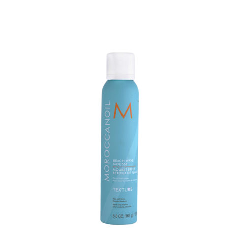 Moroccanoil Styling Beach Wave Mousse 175ml - Espuma para ondas de playa