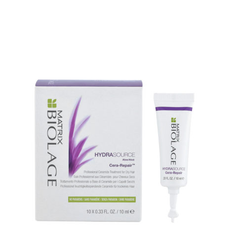 Matrix Biolage Hydrasource Cera-repair 10x10ml