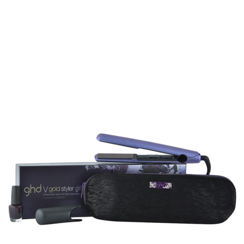 GHD Nocturne Collection V Gold Styler Gift Set - Plancha