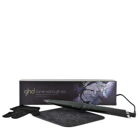 GHD Rizadores Nocturne Collection Curve Wand Gift Set