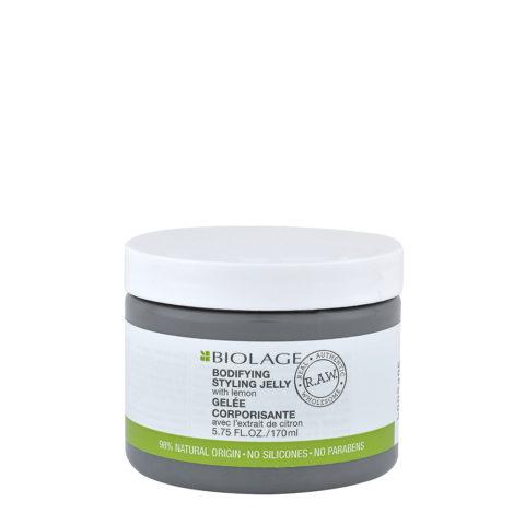 Biolage RAW Bodifying Styling Jelly 170ml Gel de Textura