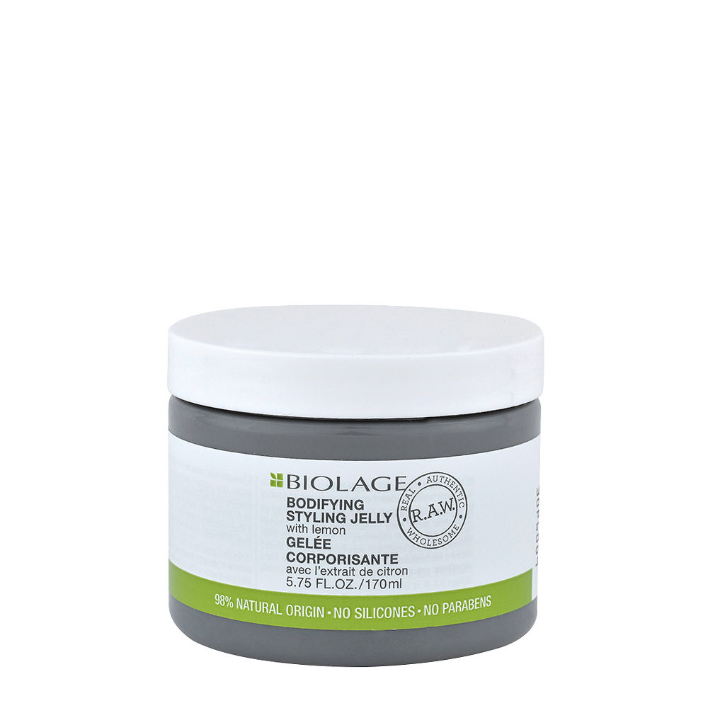 Biolage RAW Bodifying Styling Jelly 170ml Gel de Textura