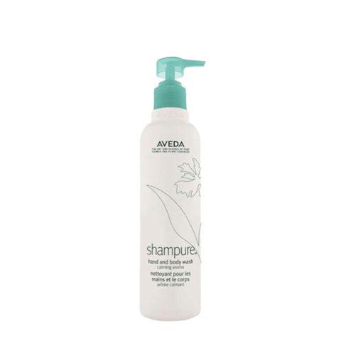 Aveda Shampure™ Hand & Body Wash 250ml - baño de burbujas